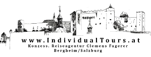 private airporttransfer in salzburg Logo IndividualTours